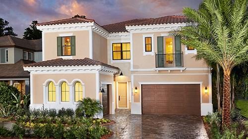 Casas a venda em Orlando em condomínio