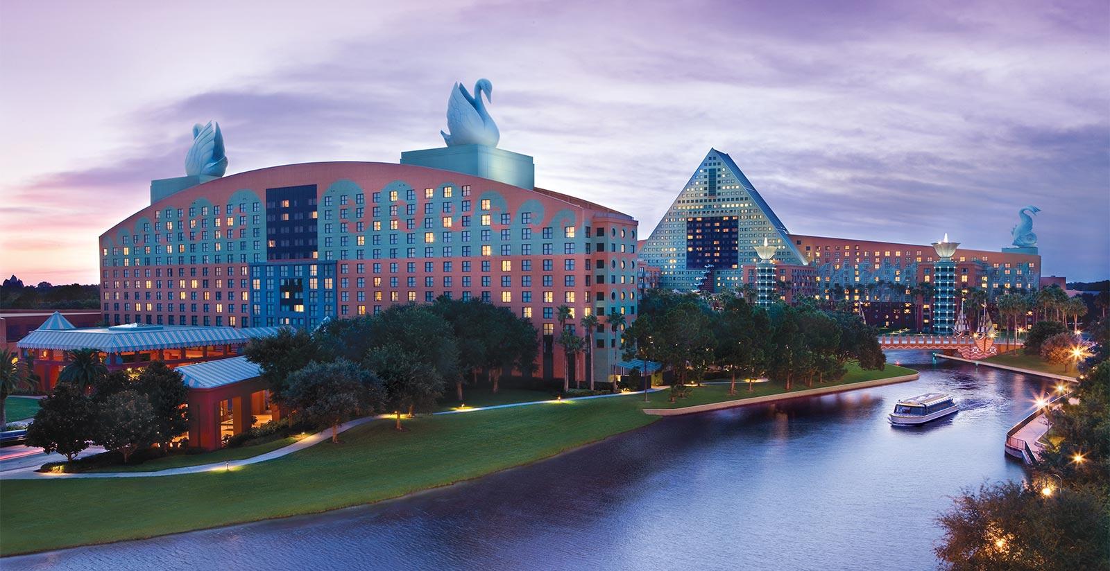 hotéis Disney