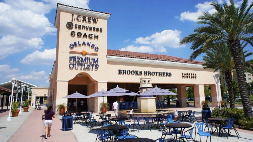 As melhores lojas de Orlando