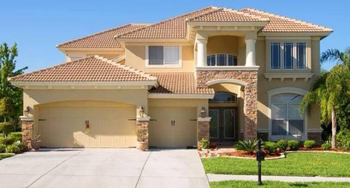 minha casa em Orlando