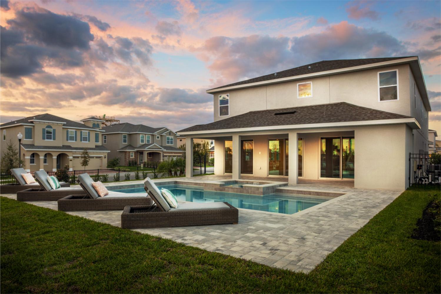 Quanto custa casa em Orlando?