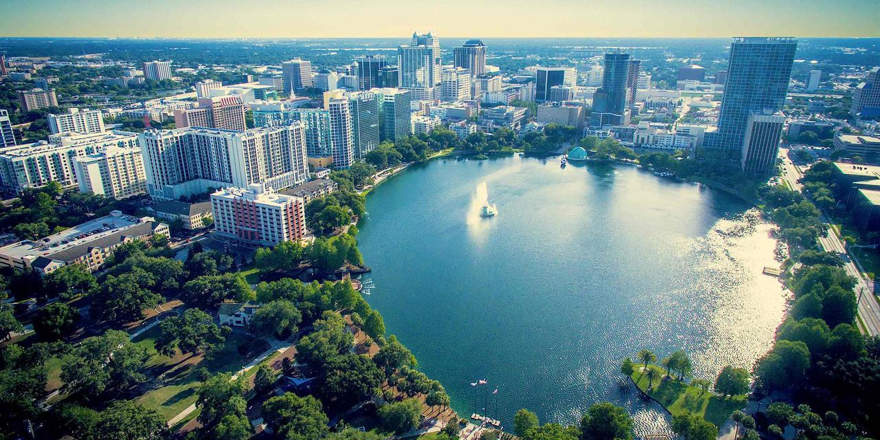 Quero morar em Orlando Como faço?
