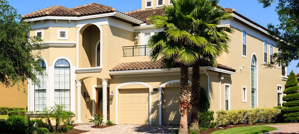 Site de aluguel de casas nos Estados Unidos